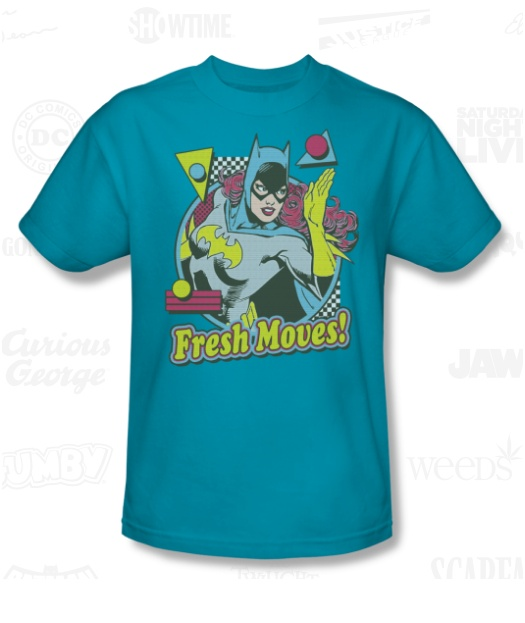 Batgirl Fresh Moves T-Shirt