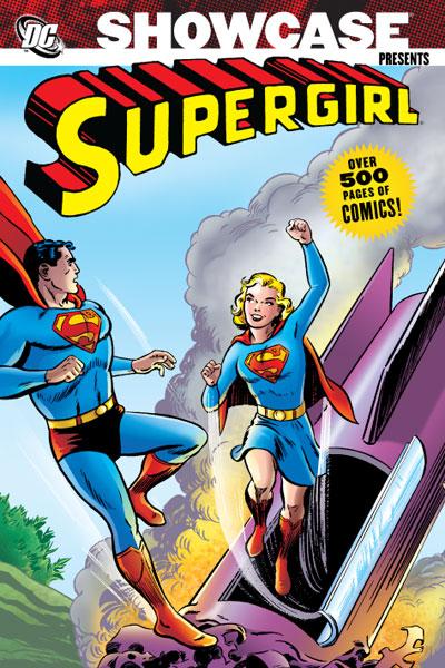 cover of Showcase Supergirl volume 1