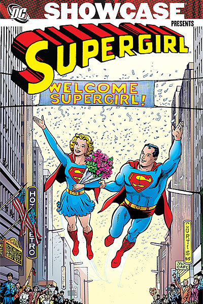 cover image of Showcase Supergirl volume 2
