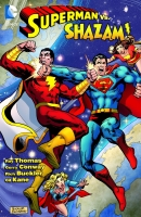 Superman vs Shazam TPB (2013)