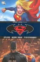 cover image of Superman/Batman: Supergirl trade paperback