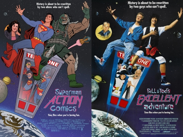 Action-Comics-Superman-Bill-and-Ted-Movie-Cover