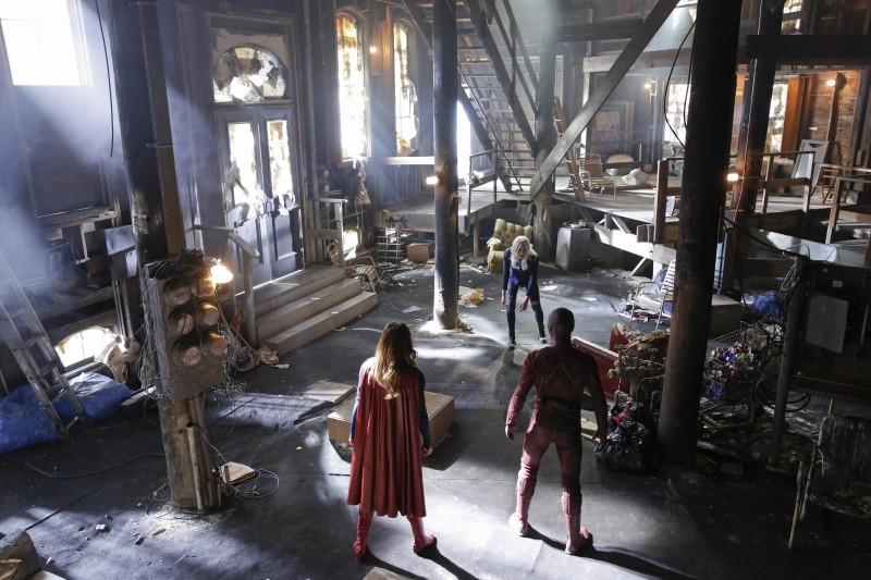 Supergirl 1x18 12