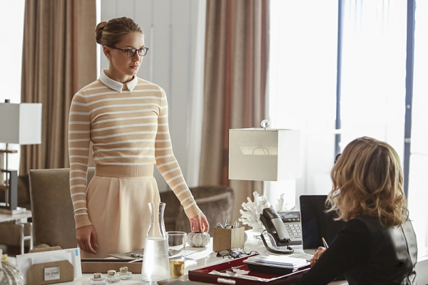 "Supergirl 2x01 - ""The Adventures Of Supergirl"""