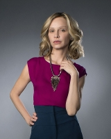 Calista Flockhart as Cat Grant