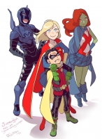 Supergirl-60-66-Good-Looking-Corpse-by-Ricken