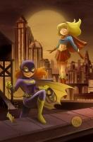 Supergirl-Batgirl-1-logofree-by-Mike-Maihack-