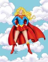 Supergirl-by-Bob-McLeod