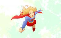 Supergirl by Edward Pun