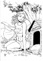 Supergirl-and-Krypto-by-Marcus-To