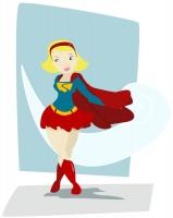 Supergirl-by-Anne-Mette-Johnsen