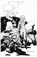 Supergirl-by-Chris-Bachalo