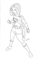 Supergirl-by-Chris-Harrell