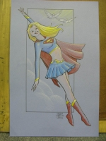 Supergirl-by-Gene-Gonzales-2010-Mega-Con