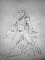 Supergirl-by-James-Rodriguez-Sueprgirl