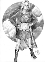 Supergirl-by-Jay-Fife