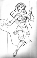 Supergirl-by-Jazzry-2