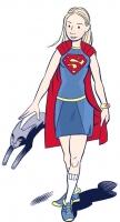 Supergirl-by-Joel-Priddy