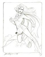 Supergirl-by-June-Brigman