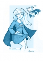 Supergirl-by-Katie-Cook