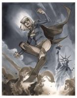 Supergirl-by-Mahmud-Asrar-Aix-En-Provence-in-France
