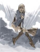 Supergirl-by-Mahmud-Asrar-Commission-2013