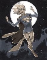 Supergirl-by-Mahmud-Asrar-London-Super-Comic-Con-2013-Pre-Show-Commission-03