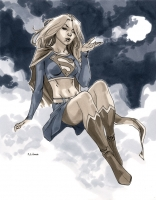 Supergirl-by-Mahmud-Asrar-NYCC-2011-Pre-Show-Commission