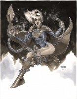 Supergirl-by-Mahmud-Asrar-NYCC-2012-Pre-Show-Commission-05