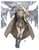 Supergirl-by-Mahmud-Asrar-NYCC-2013