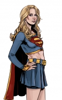 Supergirl-by-Marc-Laming