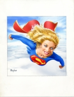 Supergirl-by-Mike-Mayhew-01