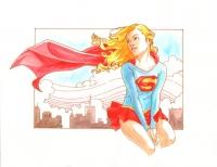 Supergirl-by-Olga-Ulanova