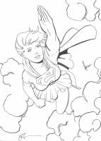 Supergirl-by-Rich-Stahnke