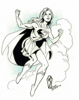 Supergirl-by-Ronn-Sutton