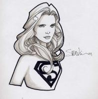 Supergirl-by-Steve-McNiven