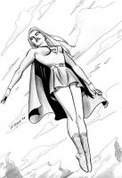 Supergirl-by-Steve-Rude4