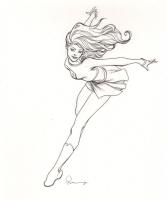 Supergirl-by-Tom-Raney-2