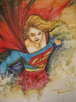 Supergirl-by-Tommy-Castillo
