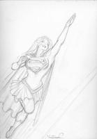 Supergirl-by-Trevor-Von-Eeden