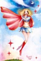 Supergirl-by-sugarnami