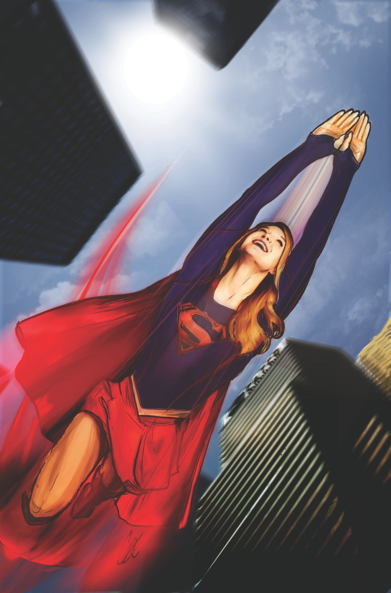 Adventures of Supergirl by Cat Staggs