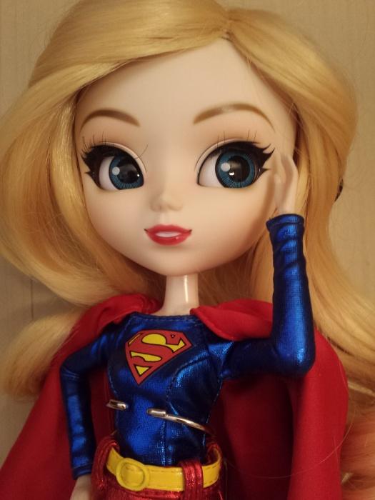 Michelle's Pullip Supergirl