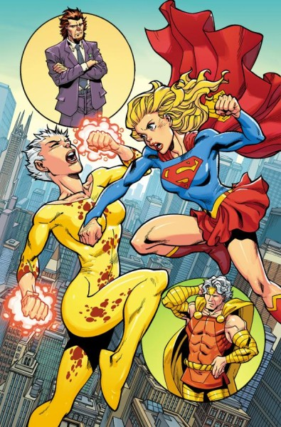 Convergence: Supergirl: Matrix