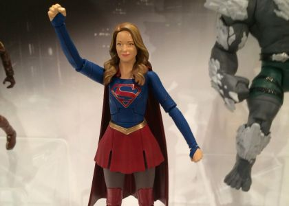"DC Multiverse Supergirl TV Action Figure (6"")"