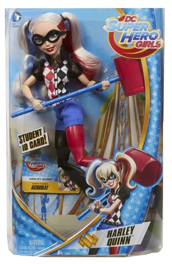 DCSHG Harley Quinn in package