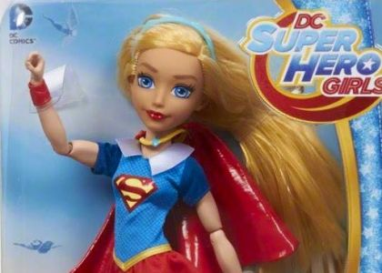 DCSHG Supergirl in package