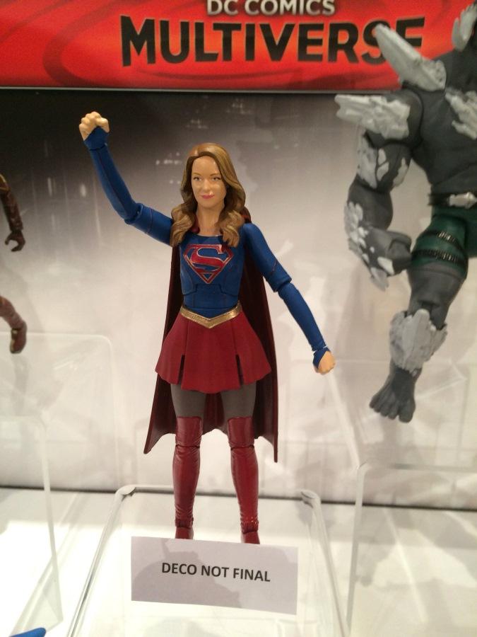 Mattel Melissa Benoist Supergirl 675x900