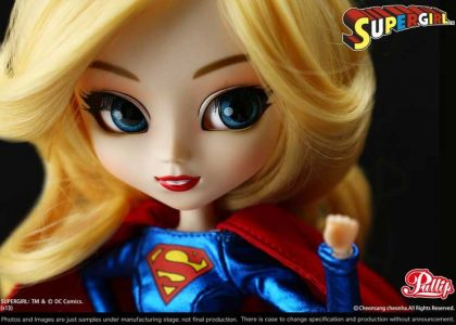 Pullip Supergirl by Groove (July 2013)