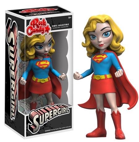 Rock Candy Supergirl